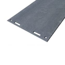 Rijplaat BUDGET anti-slip 1x1,5m - 12mm