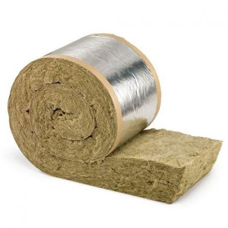 Rockwool Spijkerflens 118 10cm/Rd2.50 (rol 3m²)