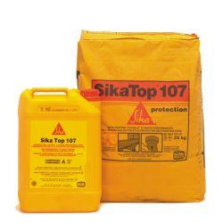 Sika Top-107 Kit A+B 25KG Grijs