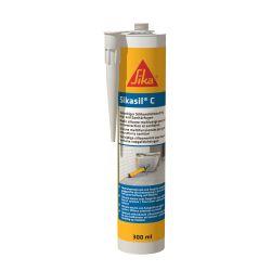 Sikasil-C 300ml Lichtgrijs