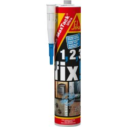 Sika MaxTack Ultra White 1,2,3 fix 290ml