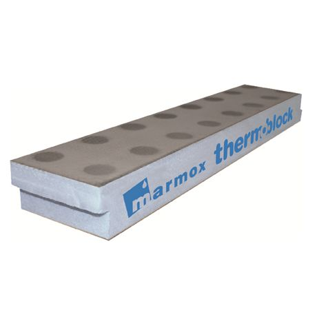 Marmox Thermoblock R2 Nano/pir88 L61,5xH8,8xB14cm - pak 10 stuks