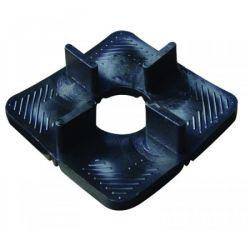 Tegeldrager vierkant 10mm (100 stuks)