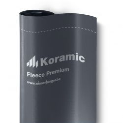 Koramic Fleece PREMIUM onderdakfolie rol 75m²