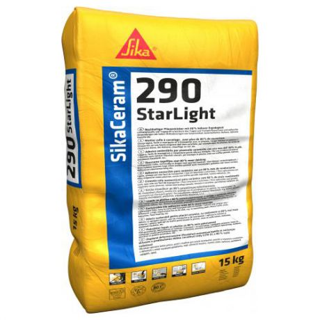 SikaCeram-290 Starlight 15KG