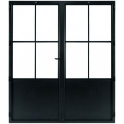 STEELIT deur H211.4 B173.6 CLASSIC 4 DUO-rechts