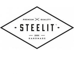 STEELIT optie melkglas enkel deur H231.4 B97.5