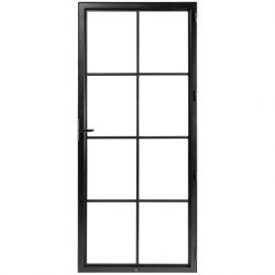 STEELIT deur H211.4 B87.5 CLASSIC 8-rechts