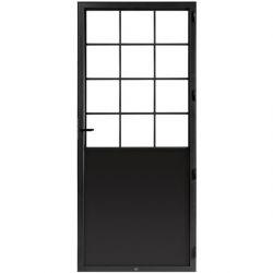 STEELIT deur H211.4 B87.5 CLASSIC 12-rechts
