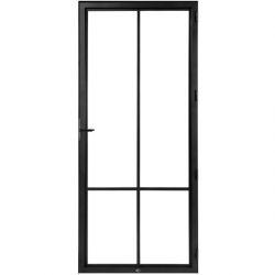 STEELIT deur H211.4 B87.5 MODERN 4-rechts