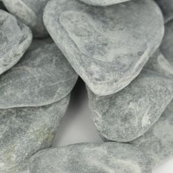 FLAT PEBBLES BLACK 30/60 - big bag - per 500kg