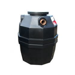 FS regenwatertank/septic rond 1.000L