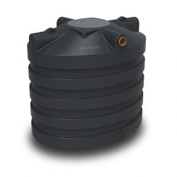 DSB regenwatertank/septic ovaal 6.000L