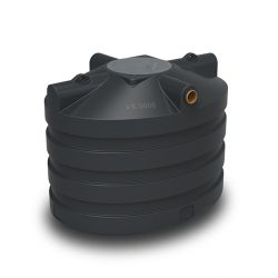 DSB regenwatertank/septic ovaal 5.000L