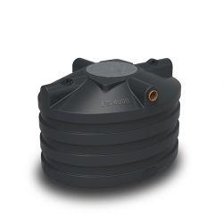 DSB regenwatertank/septic ovaal  4.000L