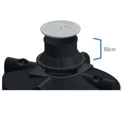 Ophoogmodule voor DSB/DS Premium regenwatertank/septic