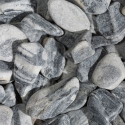 BEACH PEBBLES Tiger 30/60 - big bag - per 1500kg