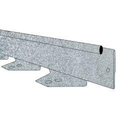 MAKS Profi border galva L1.9m-H10cm (5 stuks)