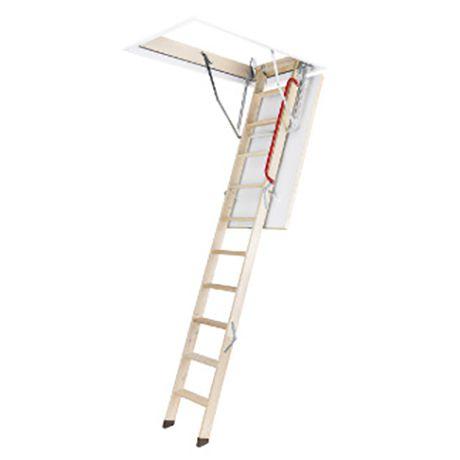 FAKRO zoldertrap LWZ Plus 60x120-H280cm