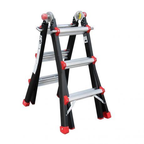 Gedimax multifunctionele ladder 4x3 treden