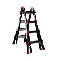 Gedimax Yeti Pro multifunctionele ladder 4x4 treden