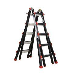 Gedimax Yeti Pro multifunctionele ladder 4x5 treden