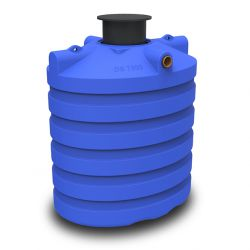 DS regenwatertank/septic premium ovaal 7.500L