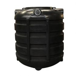DSB regenwatertank/septic ovaal 1.500L