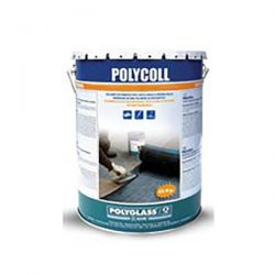 Polyglass Polycoll koudlijm 25KG