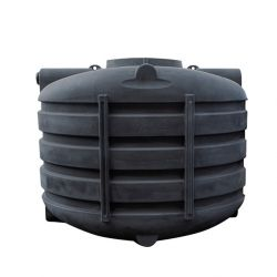 DSB regenwatertank/septic ovaal 3.300L