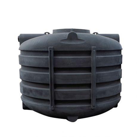 DSB regenwatertank/septic rond 3.300L
