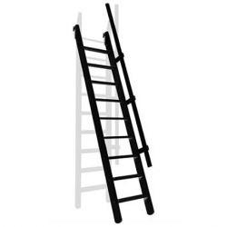 FAKRO molenaarstrap MSP-CC Pivot - zwart dubbel gelakt