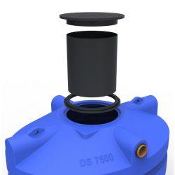 Ophoogmodule voor DSB/FS regenwatertank/septic