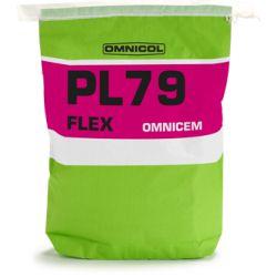 Omnicol OMNICEM PL79 FLEX 25KG grijs