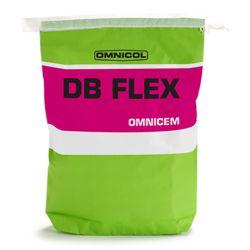 Omnicol OMNICEM DB FLEX 25KG wit