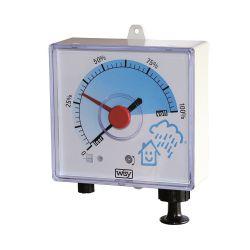 Wisy waterniveaumeter FA 99 10 met handbediende pomp