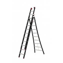 Gedimax ladder (3-delig) 8 sporten