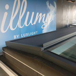 ILLUMY zonnescreen voor LDM4-LDV4-ZD7 (21% btw)