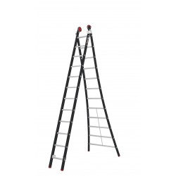 Gedimax ladder (2-delig) 12 sporten