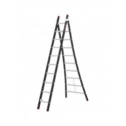 Gedimax ladder (2-delig) 8 sporten
