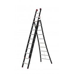 Gedimax ladder (3-delig) 12 sporten