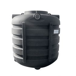 DSB regenwatertank/septic ovaal 2.000L