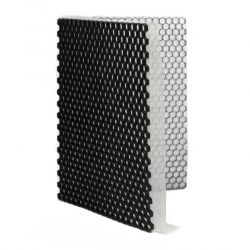 ECCOgravel grindplaat 40 zwart