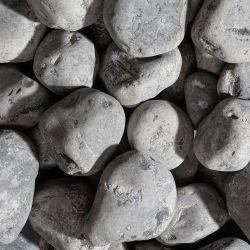 BEACH PEBBLES Black 40/60 - big bag - per 1000kg