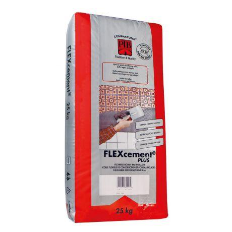 PTB FLEXcement PLUS S1 25KG wit
