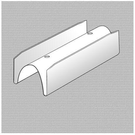 Plafond verbindingsstuk voor profiel C60/27