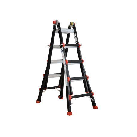 Gedimax multifunctionele ladder 4x6 treden