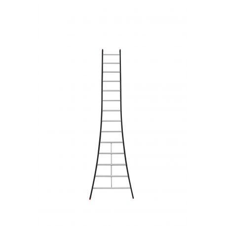 Gedimax ladder (gebogen) 18 sporten