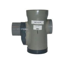 Sifonput diam.250 - aansluiting 1x160/1x160