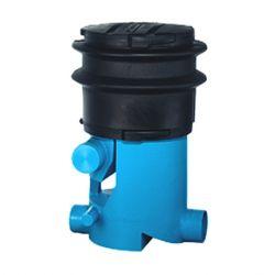 VF1 Cascade regenwater voorfilter met ophoogstuk
